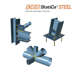 Idea statica STEEL intelligent bim solutions software